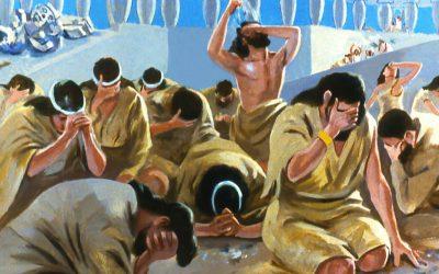 When prayer moves God's heart to mercy