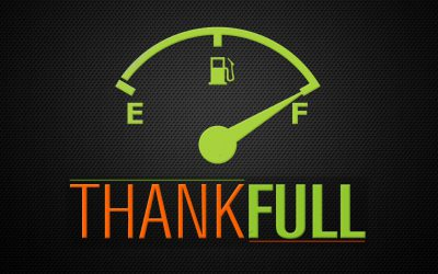 We're Thankful for..