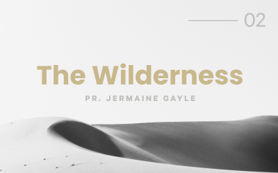 Part 2: The Wilderness