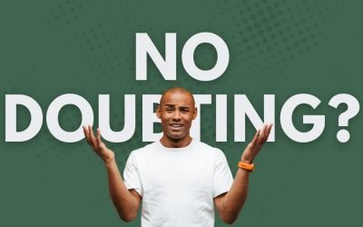 No Doubting?