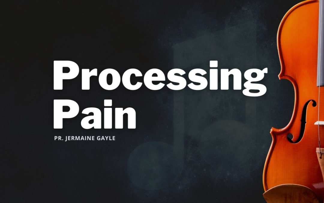 Processing Pain