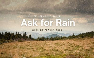 Ask for Rain